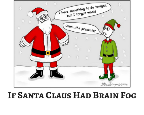 If Santa Claus Had Brain Fog