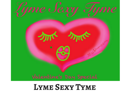 LYME SEXY TYME: VALENTINE'S DAY SPECIAL