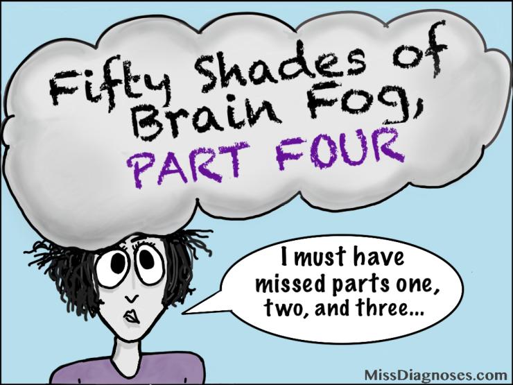 Fifty Shades of Brin Fog Part Four header