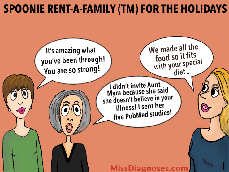 Rent-a-Family Says All the Right Things