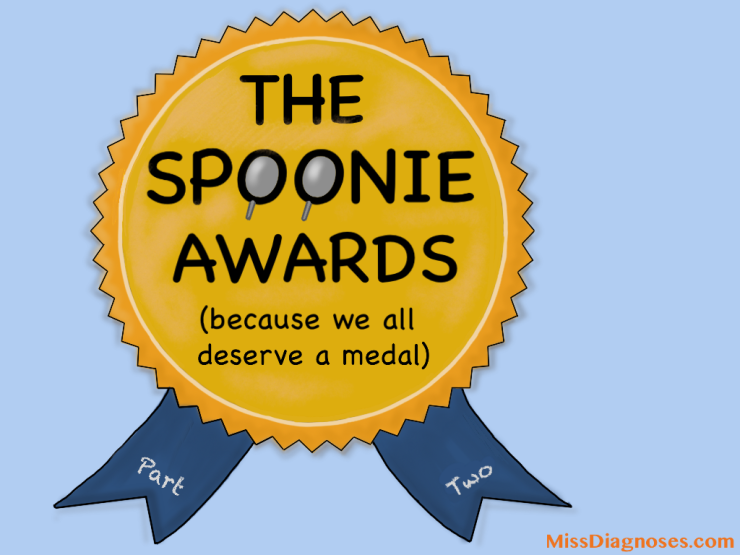 Spoonie Awards Part Two