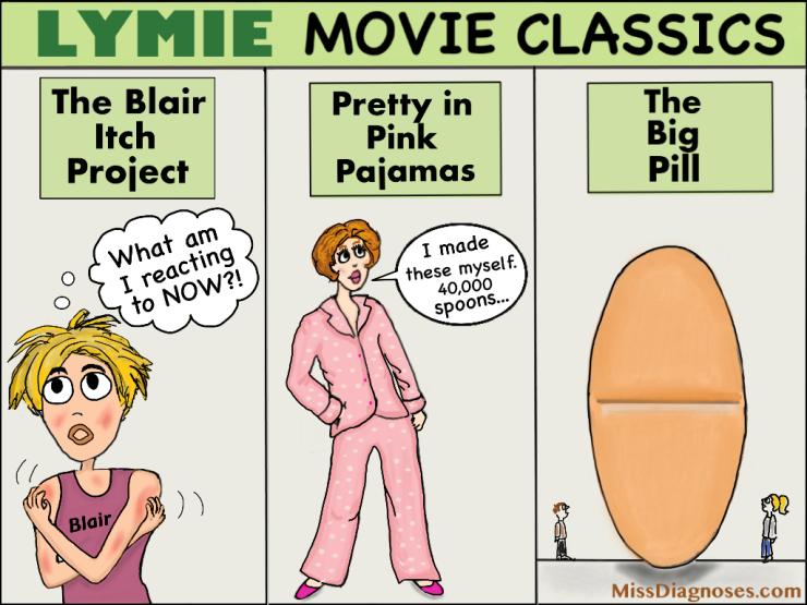 Lymie Movie Classics Blair Itch Project